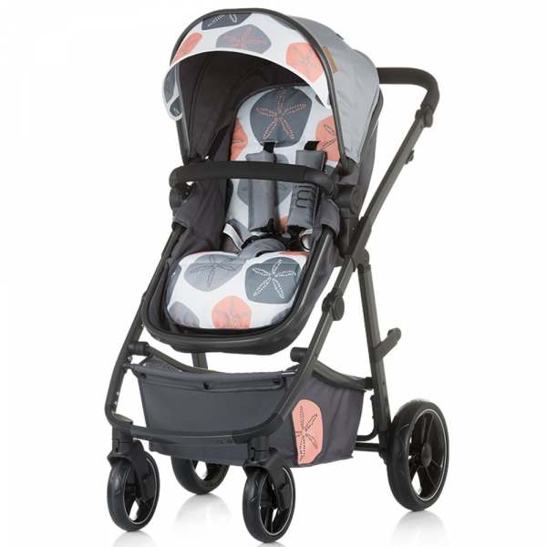 Carucior Chipolino Milo 3 in 1 ash 7