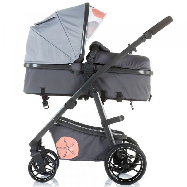 Carucior Chipolino Milo 3 in 1 ash 8