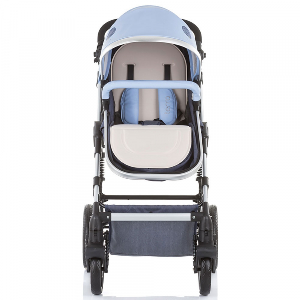 Carucior Chipolino Terra 3 in 1 sky blue 8