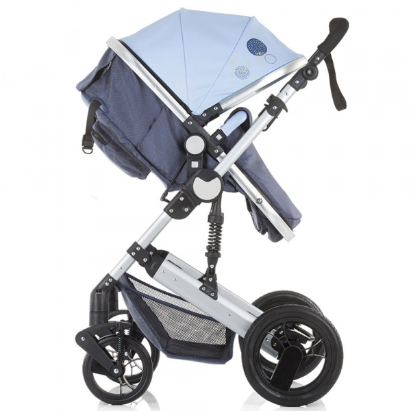 Carucior Chipolino Terra 3 in 1 sky blue 5