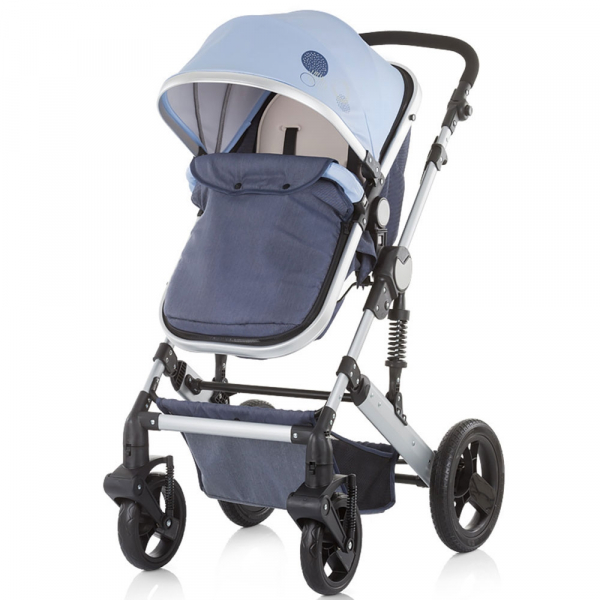 Carucior Chipolino Terra 3 in 1 sky blue 7