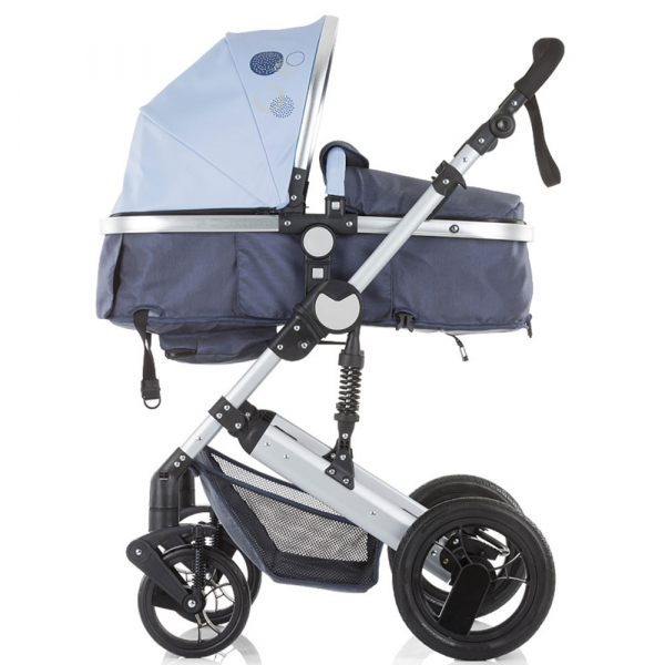 Carucior Chipolino Terra 3 in 1 sky blue 9