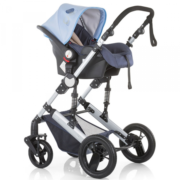 Carucior Chipolino Terra 3 in 1 sky blue 3