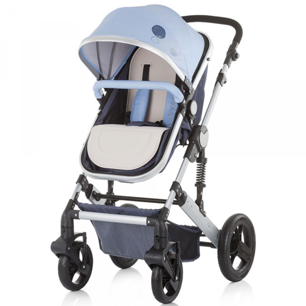 Carucior Chipolino Terra 3 in 1 sky blue 1