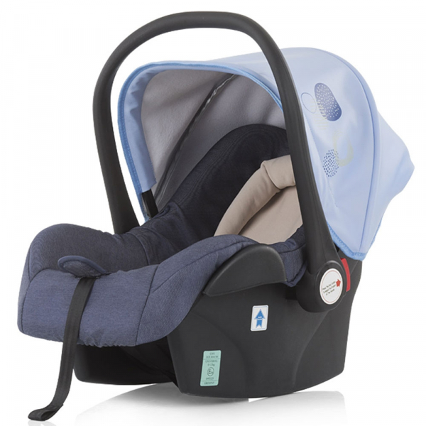 Carucior Chipolino Terra 3 in 1 sky blue 11