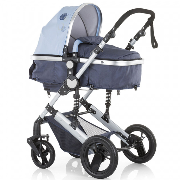 Carucior Chipolino Terra 3 in 1 sky blue 2
