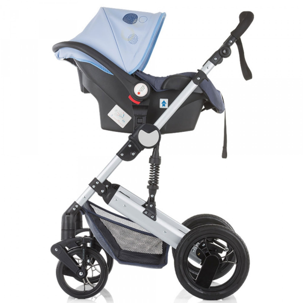 Carucior Chipolino Terra 3 in 1 sky blue 10