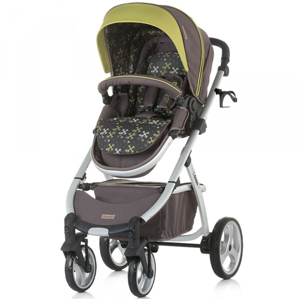 Carucior Chipolino Up & Down 3 in 1 truffle 9