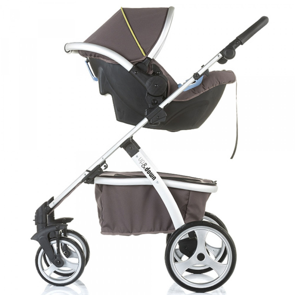 Carucior Chipolino Up & Down 3 in 1 truffle 13