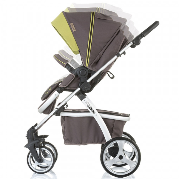 Carucior Chipolino Up & Down 3 in 1 truffle 11