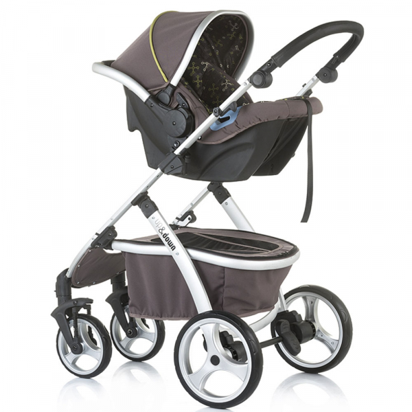 Carucior Chipolino Up & Down 3 in 1 truffle 3