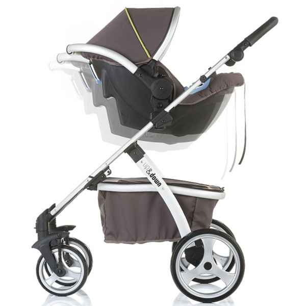 Carucior Chipolino Up & Down 3 in 1 truffle 14