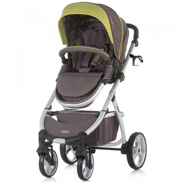 Carucior Chipolino Up & Down 3 in 1 truffle 10