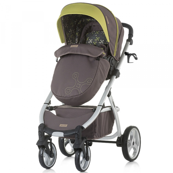 Carucior Chipolino Up & Down 3 in 1 truffle 2