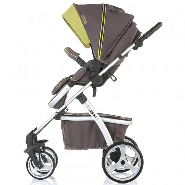 Carucior Chipolino Up & Down 3 in 1 truffle 5