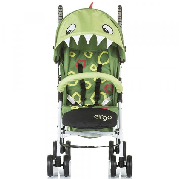 Carucior sport Chipolino Ergo green baby dragon 3