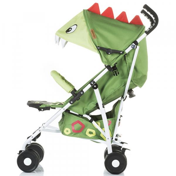 Carucior sport Chipolino Ergo green baby dragon 2