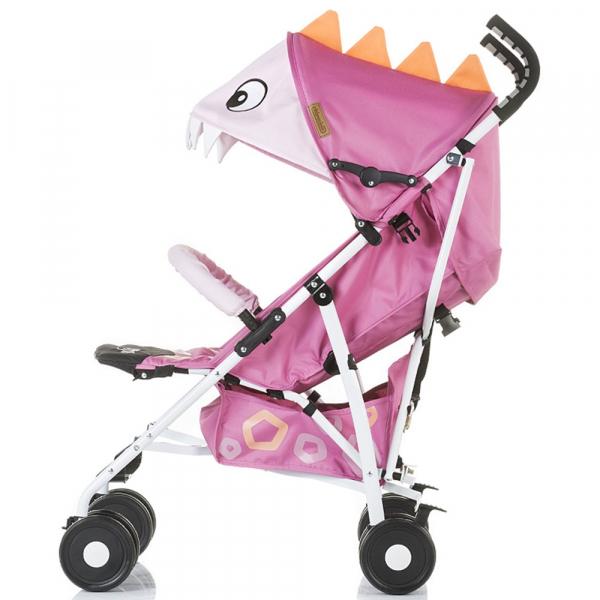 Carucior sport Chipolino Ergo pink baby dragon 2
