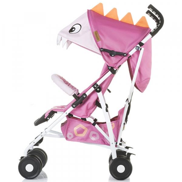 Carucior sport Chipolino Ergo pink baby dragon 1