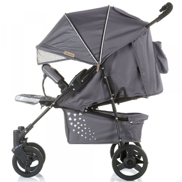 Carucior sport Chipolino Mixie granite grey 4