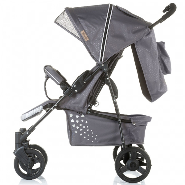 Carucior sport Chipolino Mixie granite grey 2
