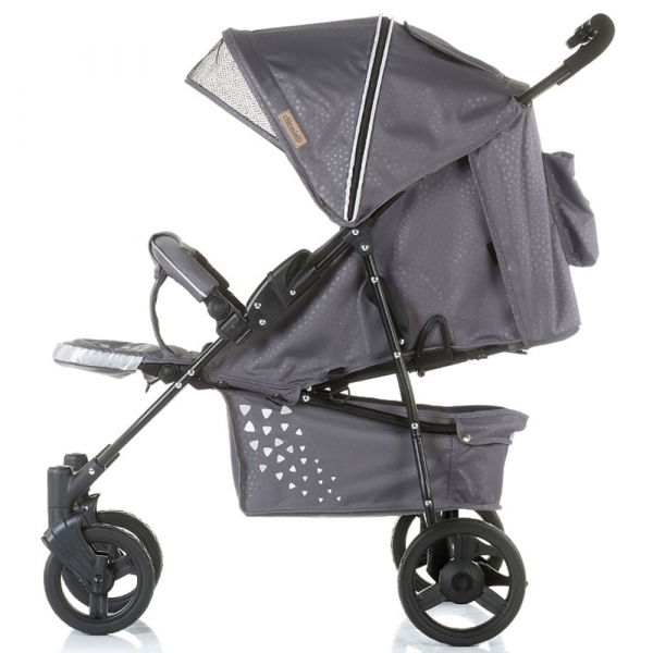 Carucior sport Chipolino Mixie granite grey 3