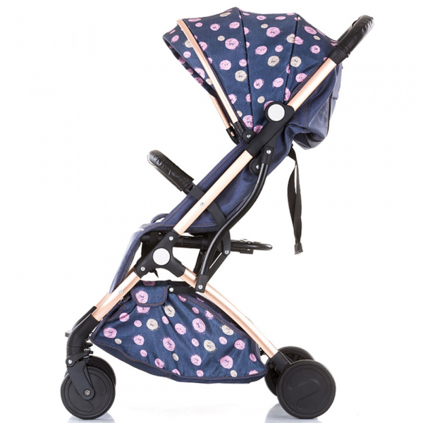 Carucior sport Chipolino Vibe denim rose 2
