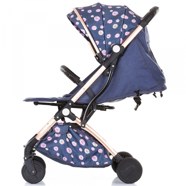 Carucior sport Chipolino Vibe denim rose 3