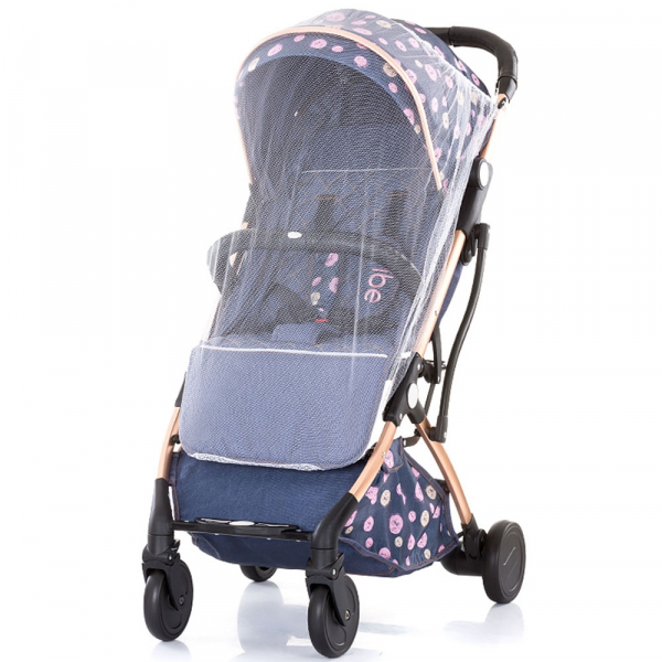 Carucior sport Chipolino Vibe denim rose 4