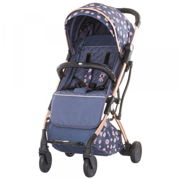 Carucior sport Chipolino Vibe denim rose 0