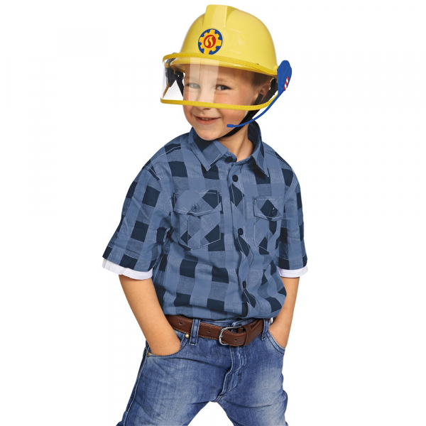 Casca de pompier Simba Fireman Sam Rescue Helmet 1