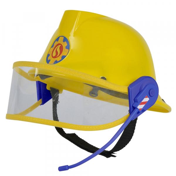 Casca de pompier Simba Fireman Sam Rescue Helmet 0