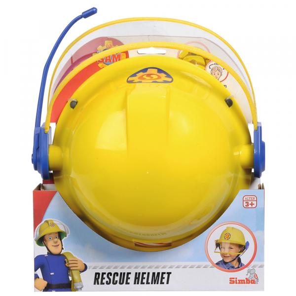 Casca de pompier Simba Fireman Sam Rescue Helmet 2