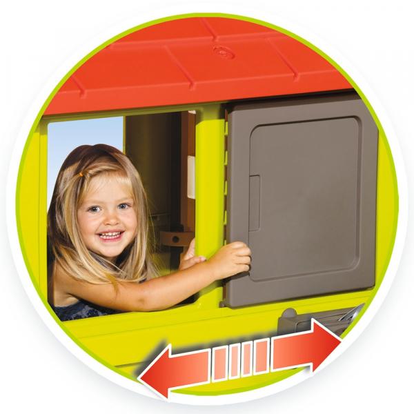 Casuta cu bucatarie pentru copii Smoby Nature 2