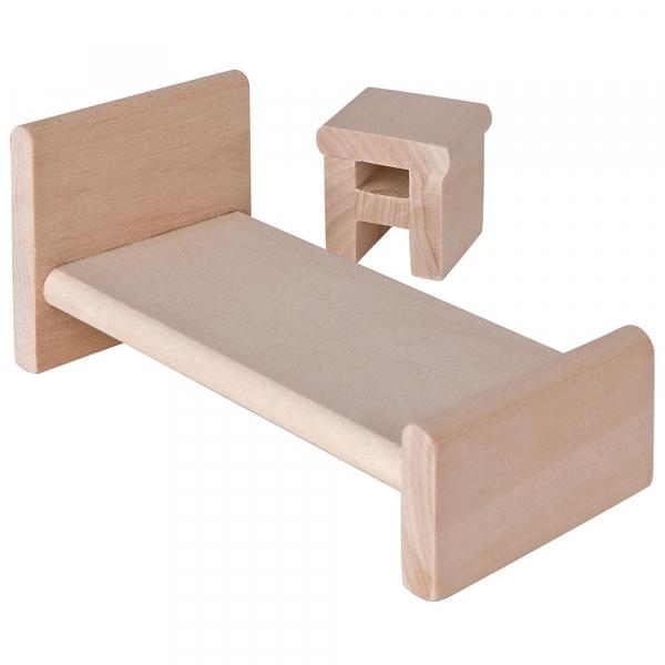 Casuta din lemn pentru papusi Eichhorn 2