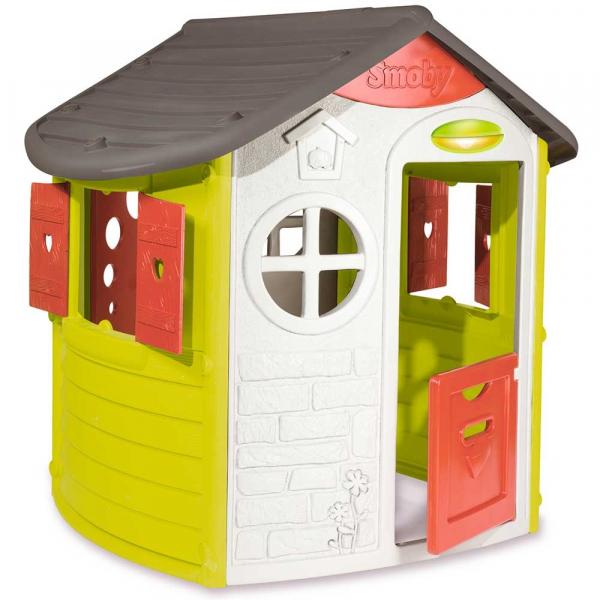Casuta pentru copii Smoby Jura Logde Playhouse [0]