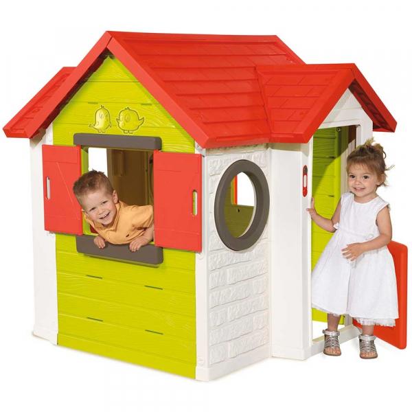 Casuta pentru copii Smoby My House 2