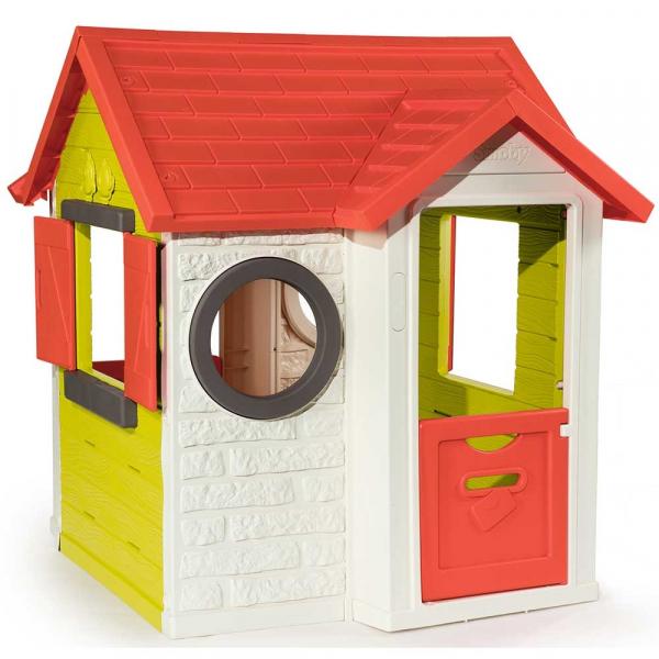Casuta pentru copii Smoby My House 0