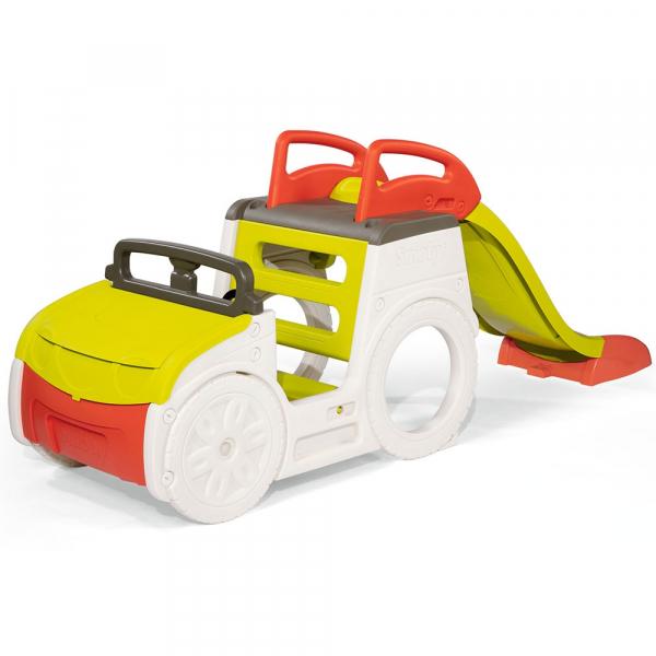 Centru de joaca Smoby Adventure Car 0