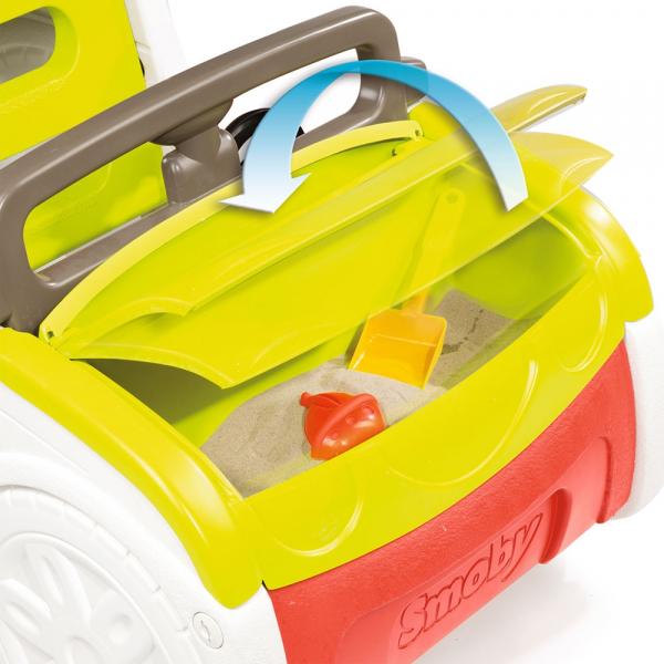 Centru de joaca Smoby Adventure Car 3