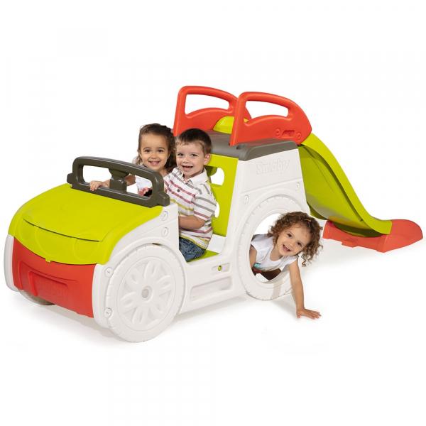 Centru de joaca Smoby Adventure Car 2