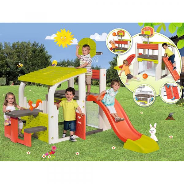 Centru de joaca Smoby Fun Center [6]