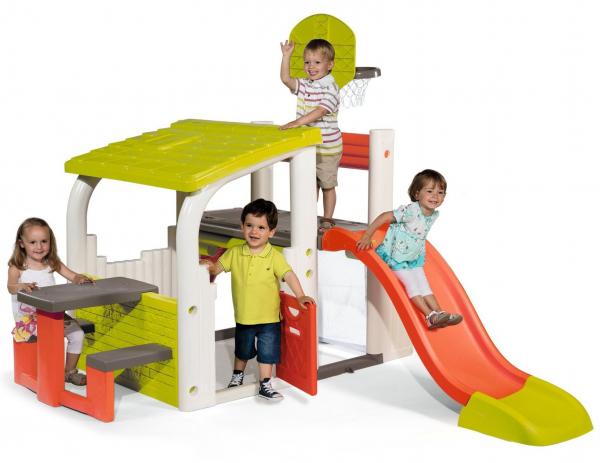 Centru de joaca Smoby Fun Center [4]