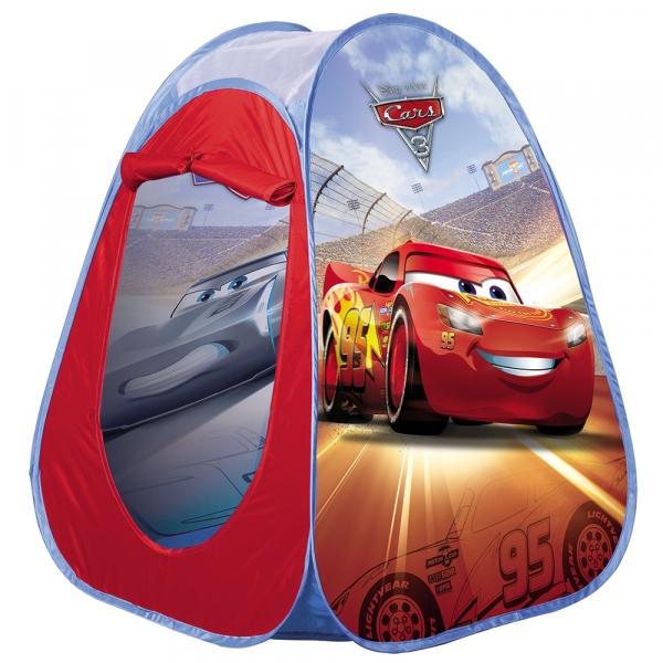 Cort de joaca John Cars 75x75x90 cm [0]