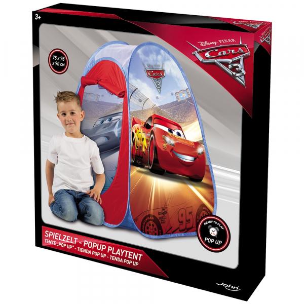 Cort de joaca John Cars 75x75x90 cm [3]