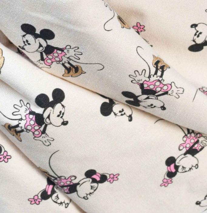 Covor joaca si organizator jucarii Minnie Mouse 1