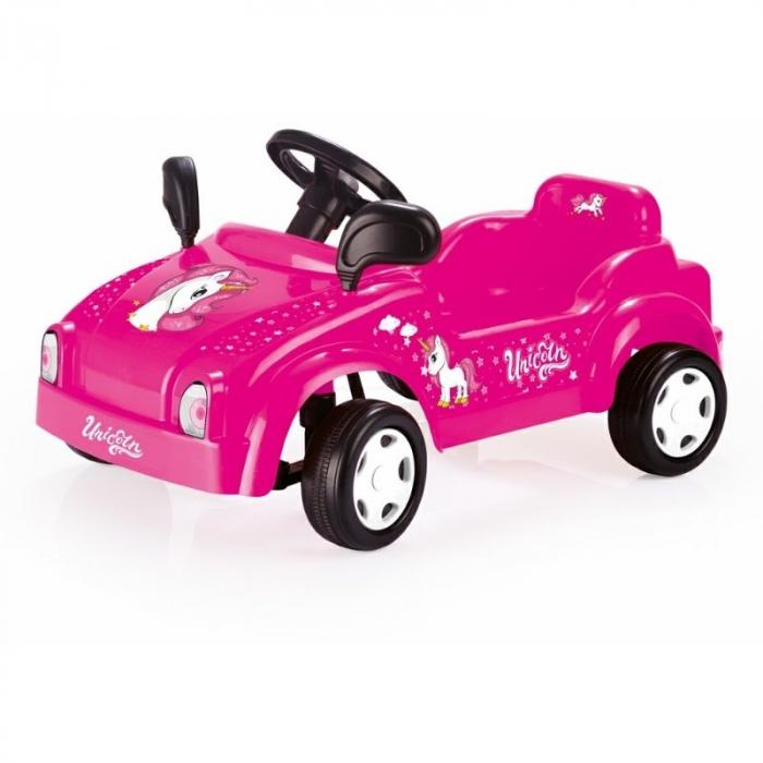 DOLU Masina Smart cu pedale - Unicorn 0