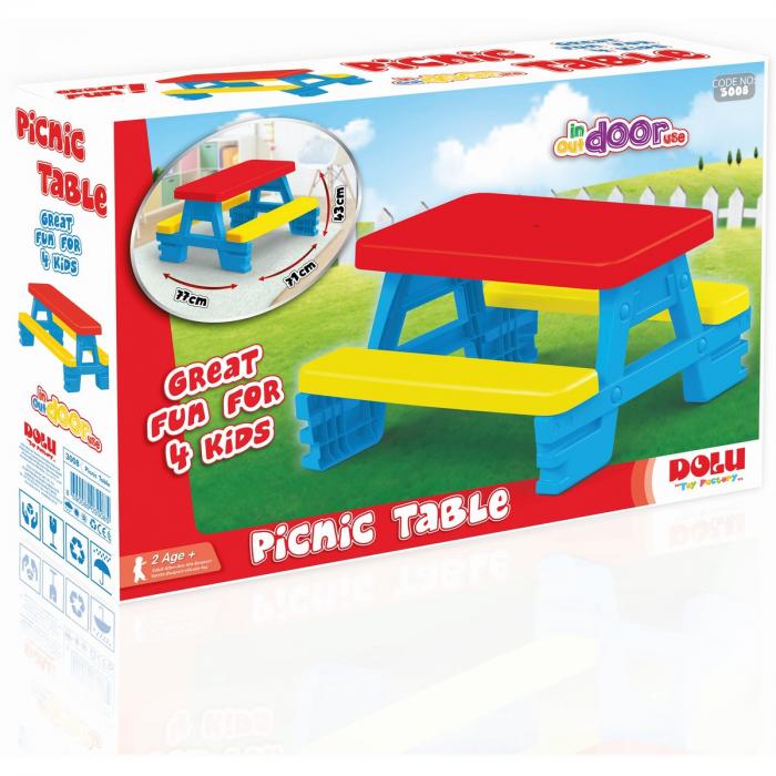 DOLU Masuta de picnic 0