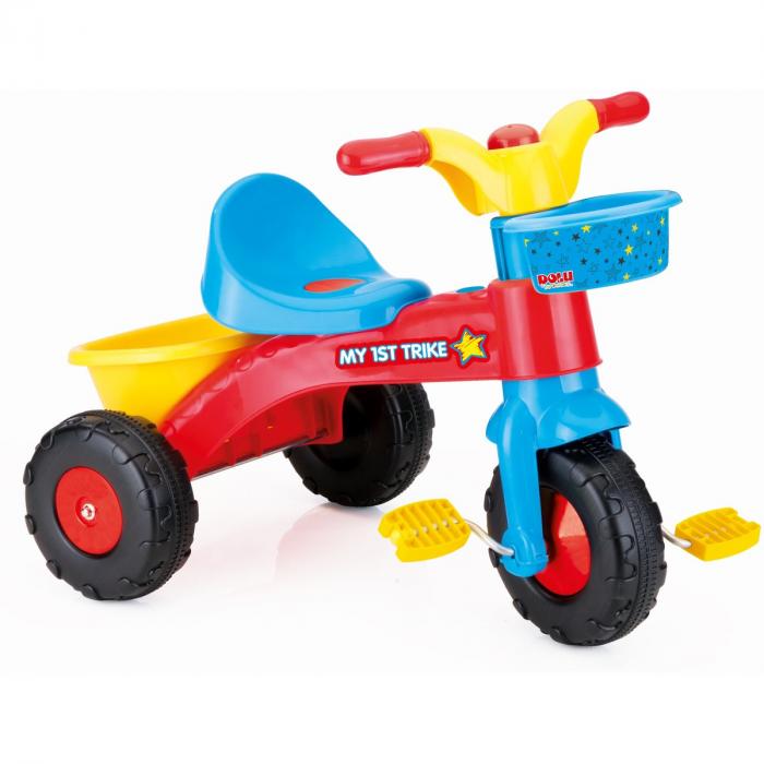 DOLU Prima mea tricicleta- Rapida 0
