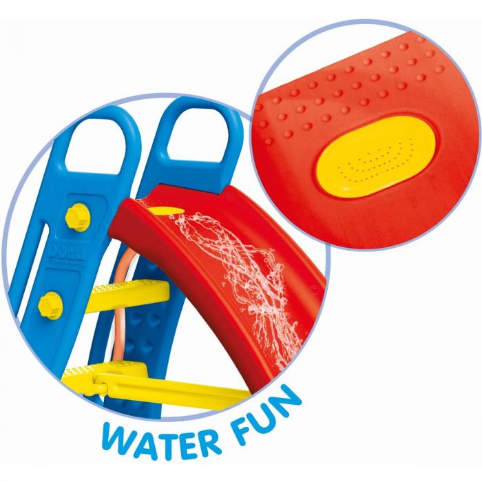 DOLU Tobogan mare pentru copii - viu colorat 4